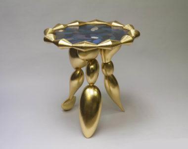"""Triton"" table"